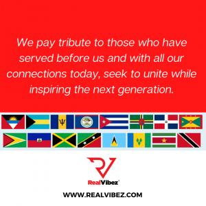 RealVibez Honors Caribbean Heritage Month